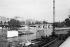 Restauration du Pont des Arts. Paris, années 1980. Photographie de Janine Niepce (1921-2007). © Janine Niepce/Roger-Viollet