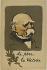 """Sem (Georges Goursat, 1863-1934). """"Le père la Victoire (Georges Clemenceau)"""". Lithographie en couleur. Paris, musée Carnavalet. © Musée Carnavalet / Roger-Viollet"""