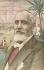 Voyage officiel d'Emile Loubet (1838-1929), homme d'Etat français, en Algérie. Carte postale d'Orens. © Roger-Viollet