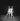 """""""Concerto Barocco"""", ballet composé par Jean-Sebastien Bach et chorégraphié par George Balanchine. Ballets de Monte-Carlo. Ethéry Pagava et Rosella Hightower, mai 1949. © Boris Lipnitzki / Roger-Viollet"""