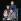 Stephen Hawking (1942-2018), mathématicien et physicien britannique, et ses enfants. Photographie de John Hedgecoe (1932-2010). © John Hedgecoe / TopFoto / Roger-Viollet