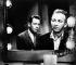 """""""Une fille de la province"""" (The Country Girl), film de George Seaton. Bing Crosby (1904-1977) et William Holden (1918-1981), acteur et chanteur américain. Etats-Unis, 1954. © Roger-Viollet"""