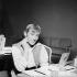 Michel Duchaussoy (1938-2012), acteur français, au concours du Conservatoire. Paris, juillet 1964. © Bernard Lipnitzki / Roger-Viollet
