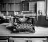 Machine à écrire Remington. © Roger-Viollet