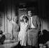 """""""L'Homme à femmes"""", film de Jacques-Gérard Cornu. Danielle Darrieux, Catherine Deneuve et Mel Ferrer . 1960. © Alain Adler / Roger-Viollet"""