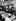 Foule assistant aux funérailles d'Edith Piaf (1915-1963), chanteuse française. Paris (XXème arr.), cimetière du Père-Lachaise, 15 octobre 1963. © TopFoto/Roger-Viollet