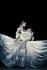 """""""Salomé"""". Chorégraphie : Maurice Béjart. Musique : Riccardo Drigo. Patrick Dupond. Paris, Opéra Garnier, 29 mars 2004. © Colette Masson/Roger-Viollet"""