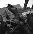 La mort et les statues par Pierre Jahan © Pierre Jahan/Roger-Viollet