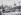 Accès à la station du métro Pont de Sèvres. Boulogne-Billancourt, 26 janvier 1934. Paris, musée Carnavalet.  © Musée Carnavalet/Roger-Viollet
