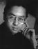 Kazuo Ishiguro (né en 1954), écrivain britannique d'origine japonaise. Londres (Angleterre), 1988. Photographie de Horst Tappe (1938-2005). © Fondation Horst Tappe/KEYSTO