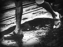Pieds de Mahatma Gandhi (1869-1948), homme politique indien. © TopFoto/Roger-Viollet