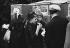 Moscou (Russie). Distributeurs automatiques de boissons dans la rue. © Roger-Viollet