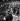 Camp de femmes nazies. Allemagne, zone d'occupation française, après 1945. © Gaston Paris / Roger-Viollet