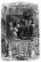 """""""Les Sacrements"""". Gravure illustrant """"Le Génie du christianisme"""", de François-René de Chateaubriand, XIXème siècle. © Roger-Viollet"""