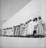 Prostituées en Afrique du Nord, vers 1945. © Gaston Paris / Roger-Viollet