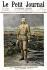 """Fortuné-Louis Méaulle (1844-1901) d'après Paul-Dominique Philippoteaux (1846-1923). """"Le commandant Jean-Baptiste Marchand (1863-1934), de retour de Fachoda"""". Gravure extraite du """"Petit Journal"""", 4 juin 1899. © Roger-Viollet"""