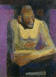 """Jacques Villon (1875-1963). """"Le Rire"""". Huile sur toile, 1936. Paris, musée d'Art moderne. © Musée d'Art Moderne/Roger-Viollet"""