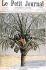 """Fortuné-Louis Méaulle (1844-1901). """"Guerre hispano-américaine"""". Sentinelle espagnole surveillant les côtes de Cuba. Gravure extraite du """"Petit Journal"""", 12 juin 1898. © Roger-Viollet"""