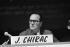 Jacques Chirac Ascention ministérielle.