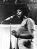 Aretha Franklin (1942-2018), auteur-compositeur et interprète américaine. Etats-Unis, 1968. Photographie de Gertrude Fehr (1895-1996). © Gertrude Fehr / Ullstein Bild / Roger-Viollet