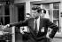 John Fitzgerald Kennedy (1917-1963) visitant le laboratoire national d'Oak Ridge (Tennessee, Etats-Unis), 24 février 1959. © Bilderwelt / Roger-Viollet