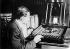 Machine à écrire de John Pratt. 1865. © Jacques Boyer / Roger-Viollet