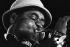 Festival de jazz de Châteauvallon. Dizzy Gillespie (trompette). Ollioules (Var), 1973.   © Gérard Amsellem/Roger-Viollet
