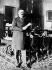 Theodore Roosevelt (1858-1919), président des Etats-Unis. 1902.  © Roger-Viollet