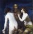 "Francesco Furini (1603-1646). ""Loth et ses filles"". Huile sur toile, vers 1640. Madrid (Espagne), musée du Prado. © Alinari/Roger-Viollet"
