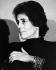 Françoise Giroud (1916-2003), journaliste. écrivain. ancien ministre. Paris, 1972. Photographie de Janine Niepce (1921-2007). © Janine Niepce / Roger-Viollet