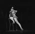 Sylvie Vartan en répétition. Paris, Olympia, septembre 1972. © Patrick Ullmann/Roger-Viollet