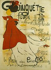 Jacques Villon (1875-1963). Imprimerie Malfeyt. Guinguette Fleurie, La Fleur des Poètes Chansonniers Montmartrois (titre inscrit). Affiche. Lithographie couleur, 1899. Paris, musée Carnavalet.  © Musée Carnavalet/Roger-Viollet