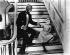 """La Fille rebelle"" (The Littlest Rebel), film de David Butler. Bill Robinson et Shirley Temple. Etats-Unis, 1935. © TopFoto/Roger-Viollet"