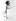 """Eugène Delacroix (1798-1863), peintre français. Caricature extraite du """"Charivari"""". © Roger-Viollet"""