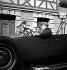 """Tournage du film """"Madame Bovary"""" de Jean Renoir. 1933.    © Roger-Viollet"""