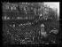 Guerre 1914-1918. A Liège, quelques heures seulement après le départ des Allemands, le 24 novembre 1918 : la foule sur la place du Palais de Justice. © Excelsior - L'Equipe / Roger-Viollet