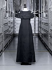 Hubert de Givenchy (1927-2018). Robe du soir. Gazar, vers 1970. Palais Galliera, musée de la Mode de la Ville de Paris. © Eric Emo / Galliera / Roger-Viollet