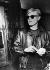 Andy Warhol (1928-1987), artiste et cinéaste américain, 1969. © Ullstein Bild / Roger-Viollet