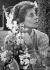 Françoise Giroud (1916-2003), journaliste, écrivain et femme politique française.  © Jack Nisberg/Roger-Viollet