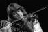 Jazz à Vienne. Didier Lockwood (1956-2018), violoniste français. Vienne (Isère), 1993. © Gérard Amsellem / Roger-Viollet