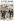 """Réception, par le roi Edouard VII, de l'amiral Caillard et des officiers de l'escadre française à Portsmouth, dans le cadre de l'Entente Cordiale. """"Le Petit Journal"""", août 1905. © Roger-Viollet"""
