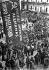 Guerre d'Espagne. Délégation du parti communiste allemand, groupe Thälmann. 1936.  © Roger-Viollet