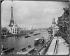 Exposition universelle de 1900. Perspective sur la Seine prise du pont de l'Alma. Paris, 1900. © Neurdein Frères/Neurdein/Roger-Viollet