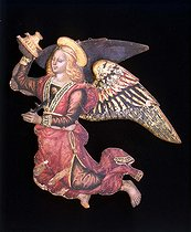 Angels, archangels and cupidons © Roger-Viollet