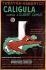 """Affiche de Marie Viton pour """"Caligula"""", pièce d'Albert Camus créée à Paris, théâtre Hébertot, en 1945. © Collection Roger-Viollet / Roger-Viollet"""