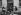 Personnes devant l'Office National d'Immigration, Centre Régional de Paris. Paris, 1964. Photographie de Janine Niepce (1921-2007). © Janine Niepce / Roger-Viollet