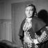 Michel Duchaussoy (1938-2012), acteur français, au concours du Conservatoire. Paris, 1963. © Bernard Lipnitzki / Roger-Viollet