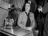 Golda Meir (1898-1978), femme politique israélienne, en 1956.      © Roger-Viollet