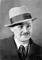 Maurice Genevoix (1890-1980), French writer. © Roger-Viollet