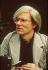 Andy Warhol (1928-1987), artiste et cinéaste américain, l'un des principaux représentants du pop art. © TopFoto / Roger-Viollet